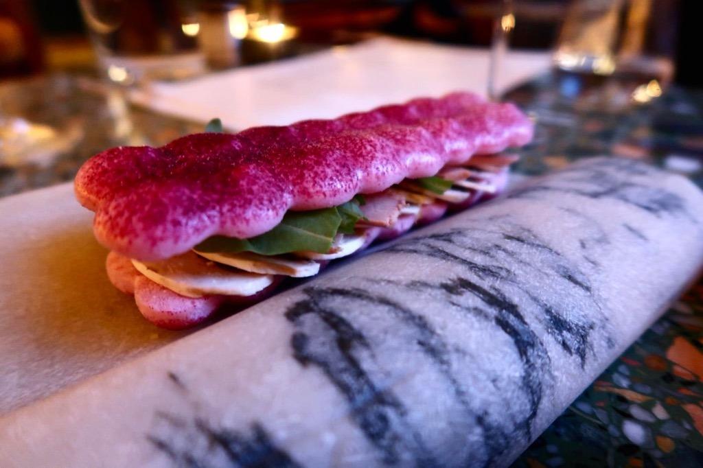 OMARS PLACE foie gras