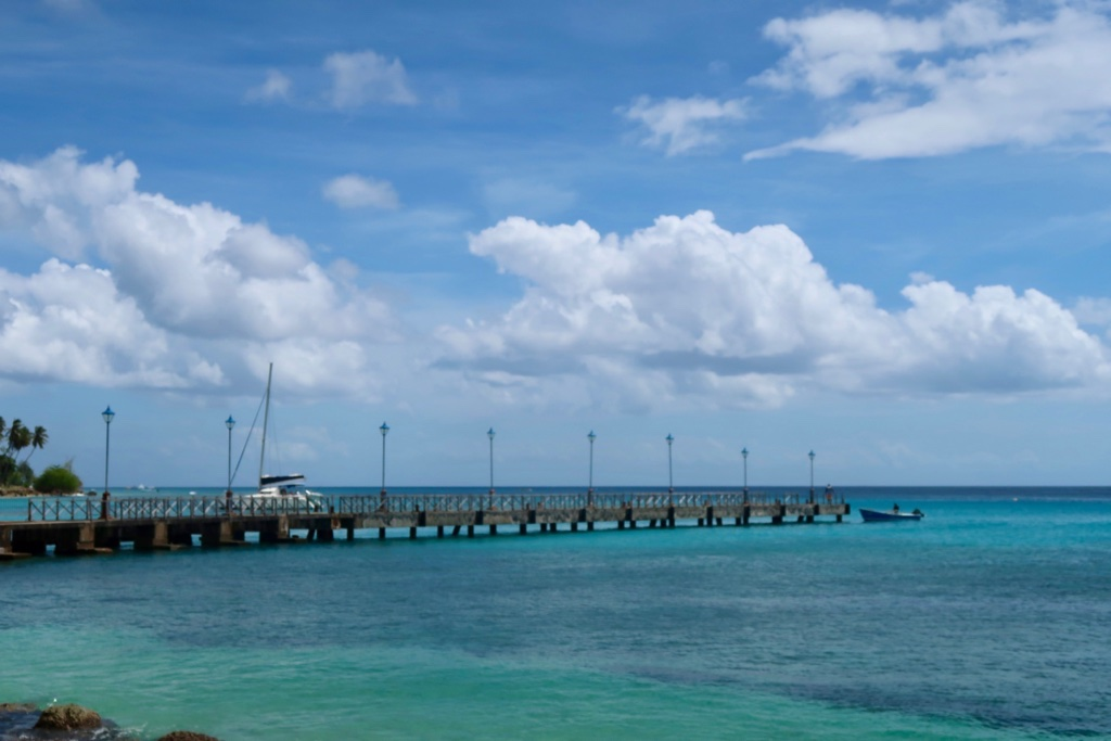 Barbados Speightstown sea view