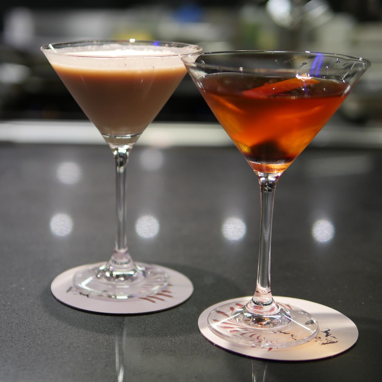 Street XO London Mayfair Dessert Cocktails
