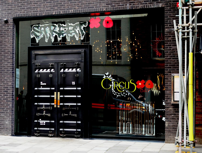Street XO London Mayfair Restaurant and Bar