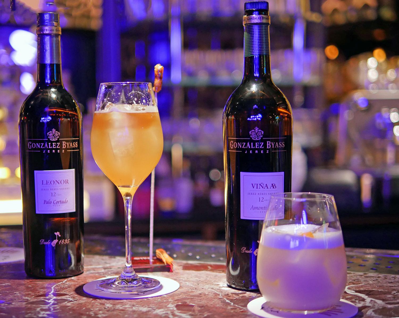 Street XO Mayfair Liquid Dining - Cocktails