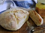 easy no knead artisan bread