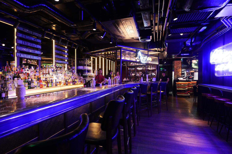 streetXO Bar - Casual Fine Dining Mayfair
