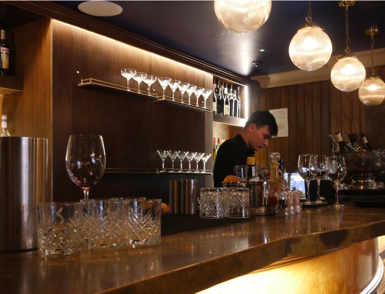 40 Dean Street Soho - Bar