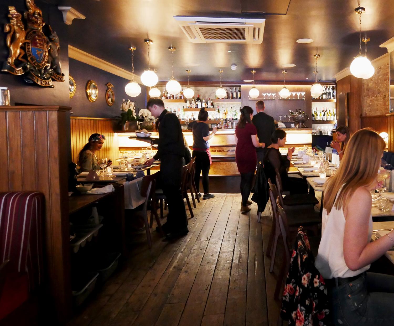 40 Dean Street Soho - Classic Italian Restaurant