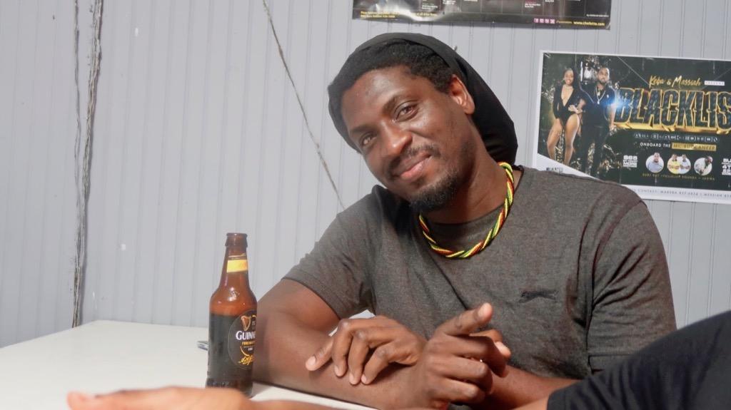 A & G Sports bar chef, Barbados