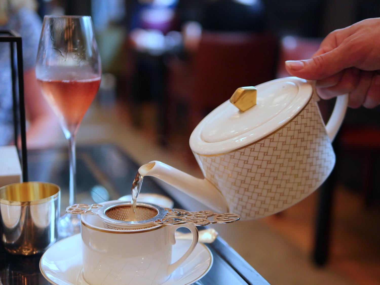 Afternoon Tea London Rosewood Hotel Rodin Tea