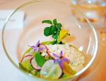 Alyn Williams and Nyetimber Supper Club at the Westbury