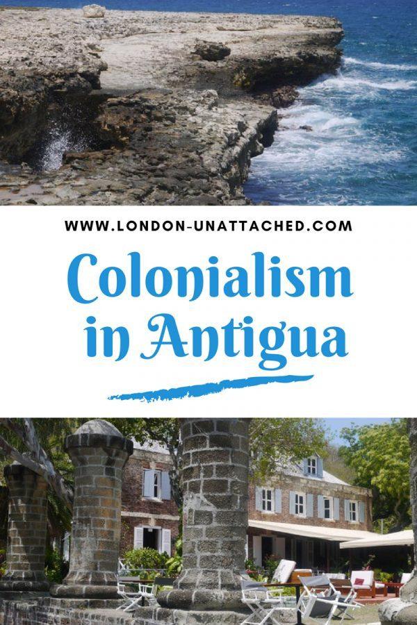 Antigua - Colonialism in Antigua Caribbean