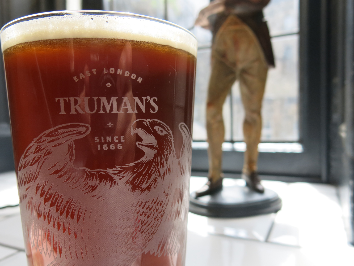 Beer - Newman Arms