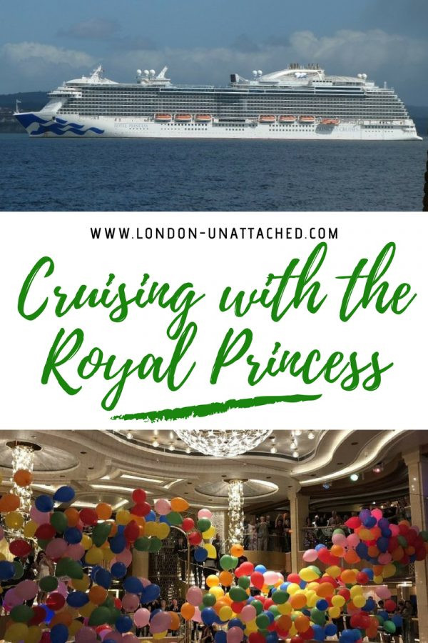 British Isles Cruise - Royal Princess