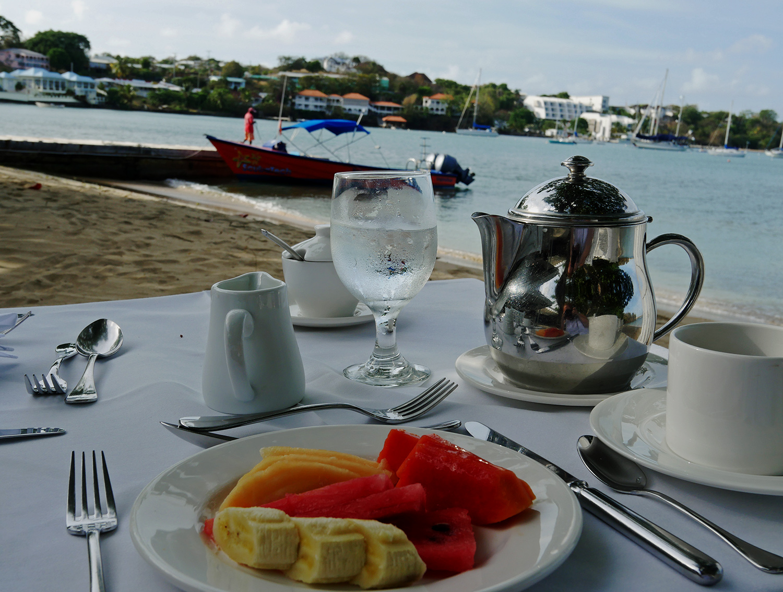 Calabash Grenada - Breakfast 2