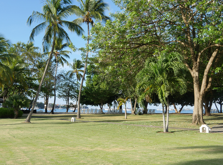 Calabash Hotel Grenada - Gardens and Beach