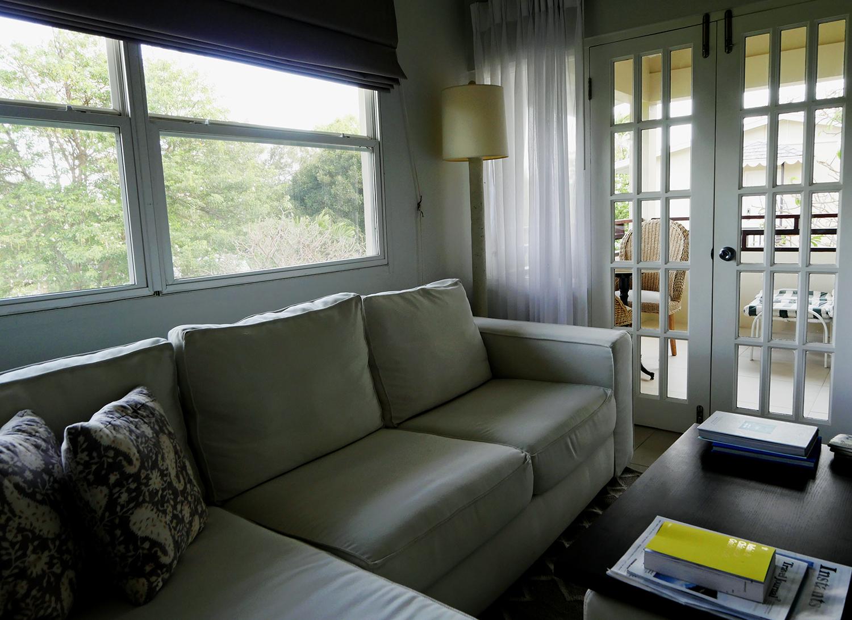 Calabash Hotel Grenada - Sitting Room