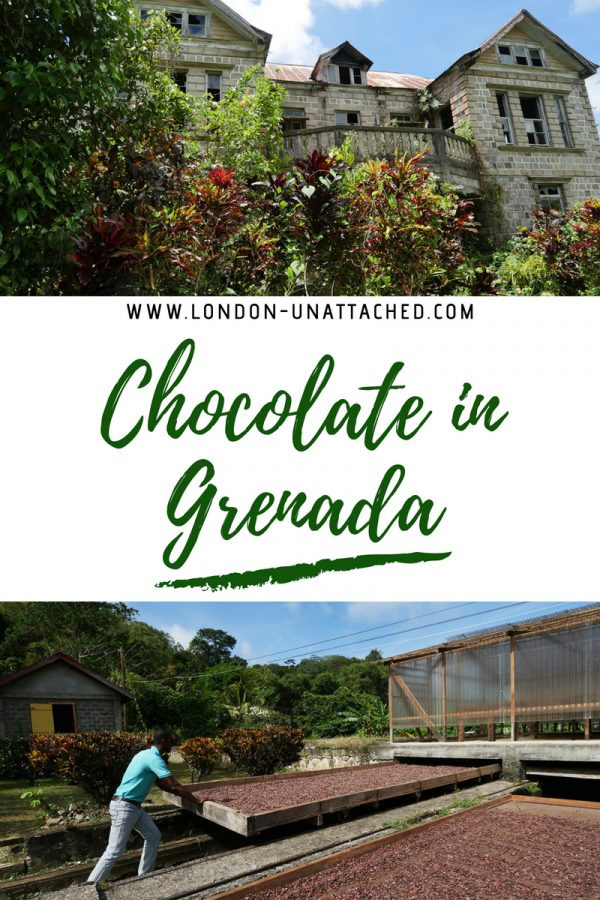 Chocolate in Grenada - Grenada Chocolate Festival 2019