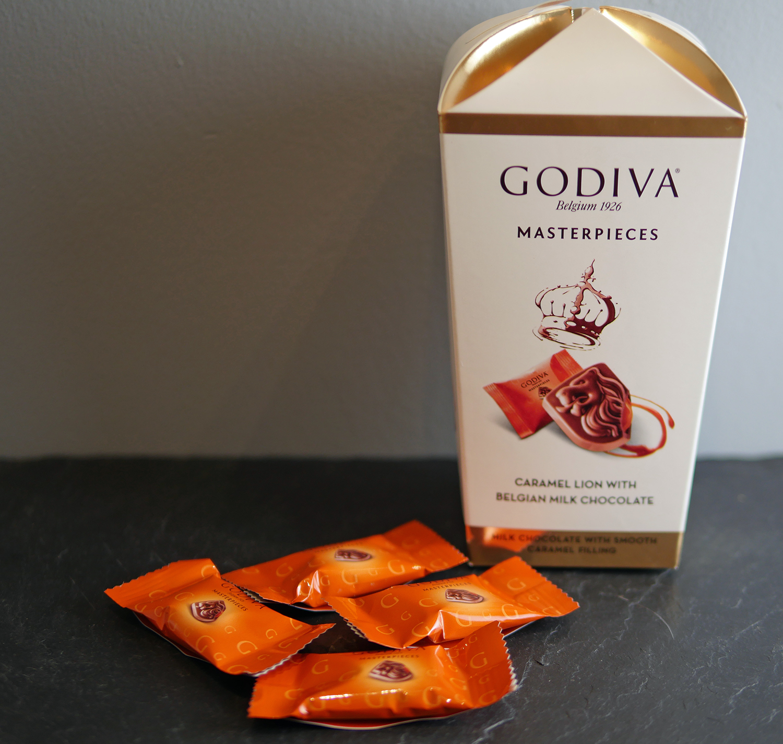Godiva Masterpieces