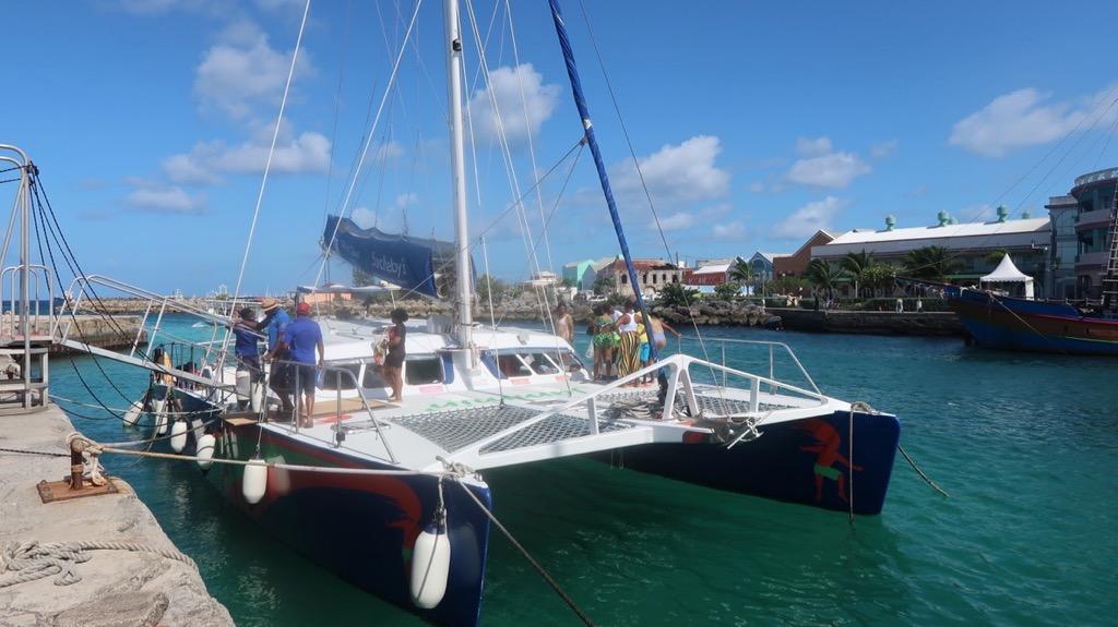 Jammin' Catamaran Barbados