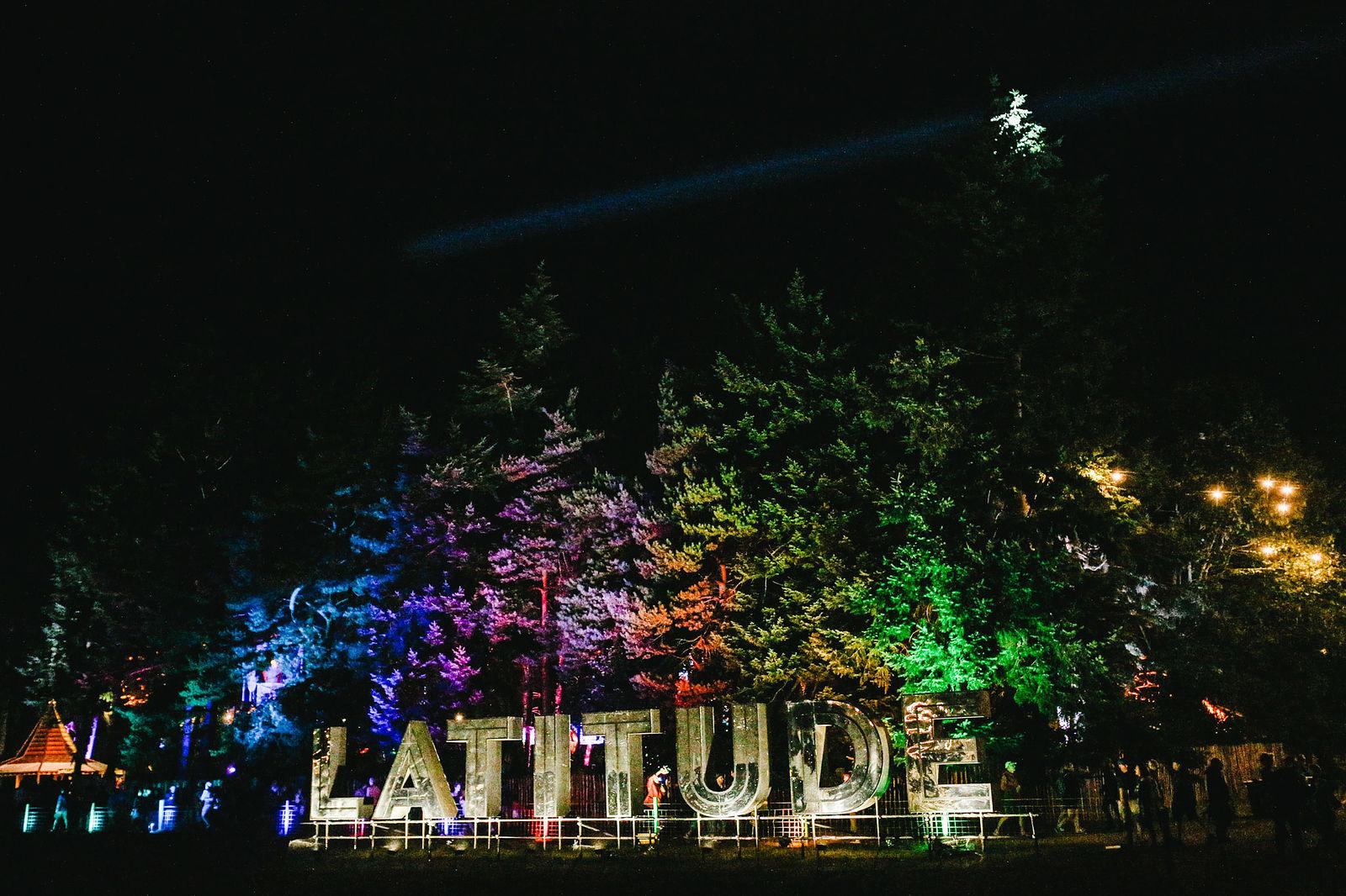 Latitude -entrance