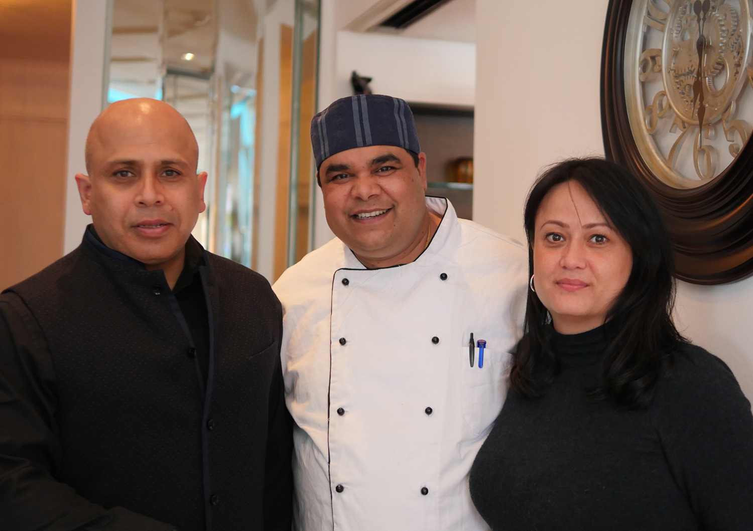 Matsya Indian Restaurant Mayfair the team