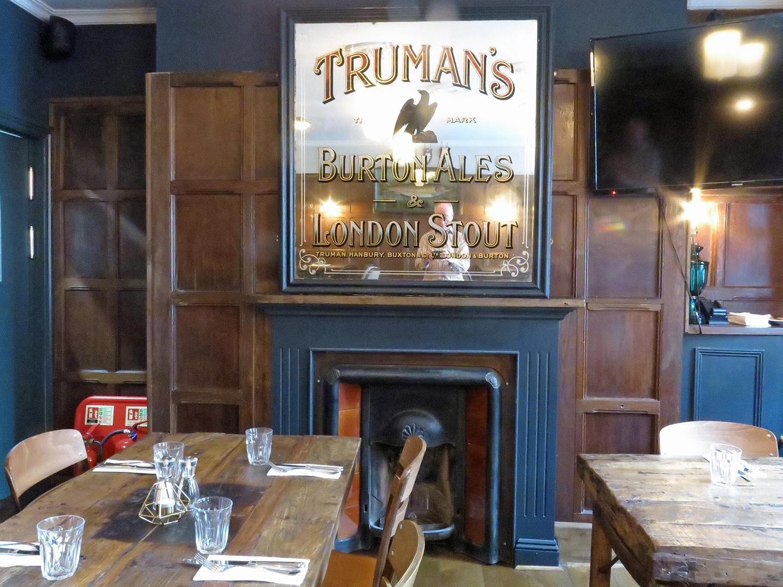 Mirror - Newman Arms