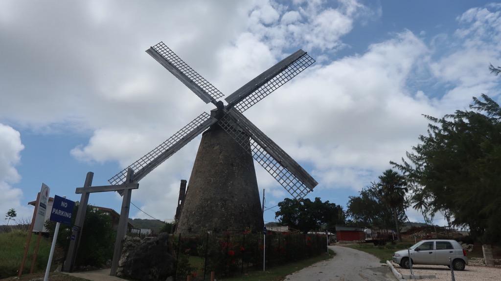 Morgan Lewis Windmill, Barbados