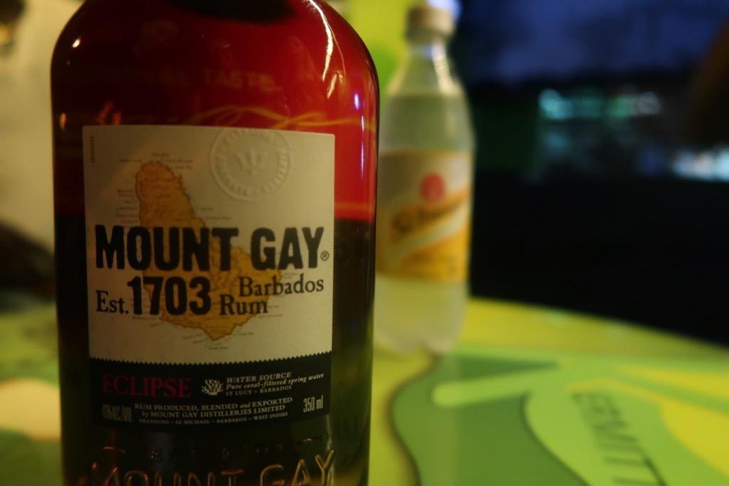 Mount Gay Rum, Barbados