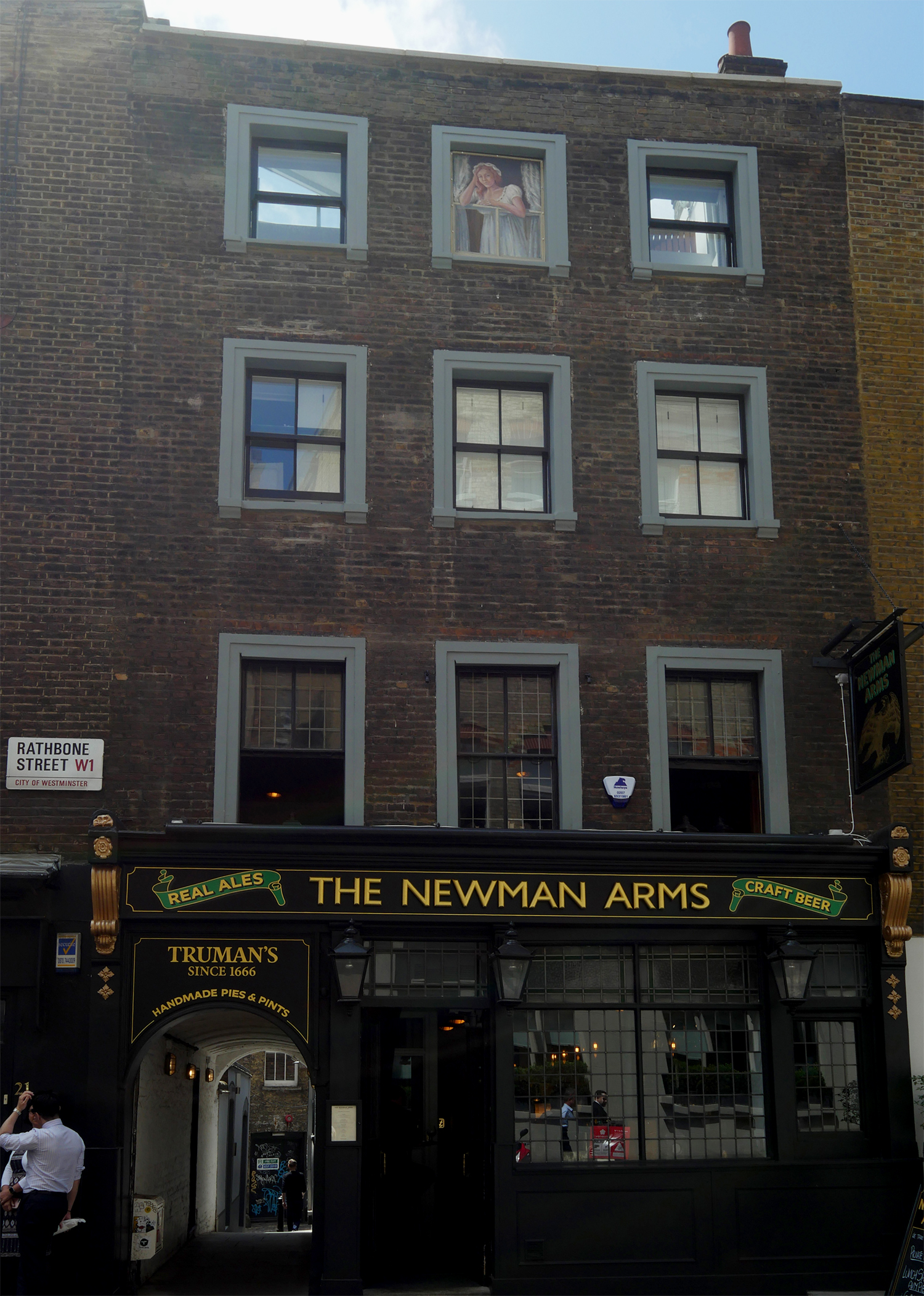 Newman Arms - Brothel