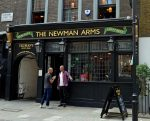 The Newman Arms – The British Pub Revival