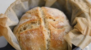 Easy Artisan Bread – The Perfect Home Baked Bread for Every Household