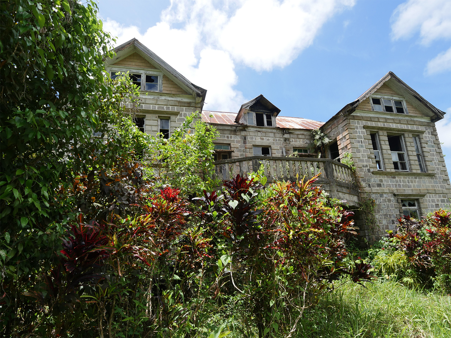 Plantation House - Grenada Chocolate Company