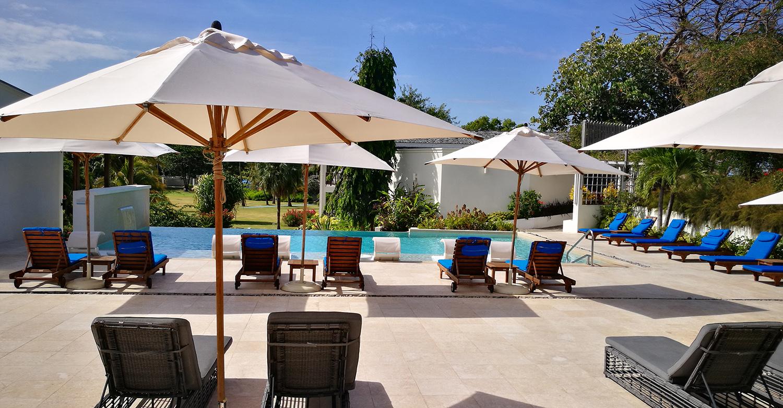 Calabash Boutique Hotel Grenada Infinity Pool