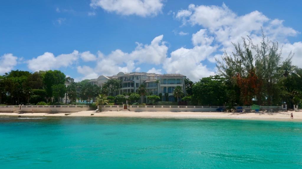 Rhanna's house , Barbados