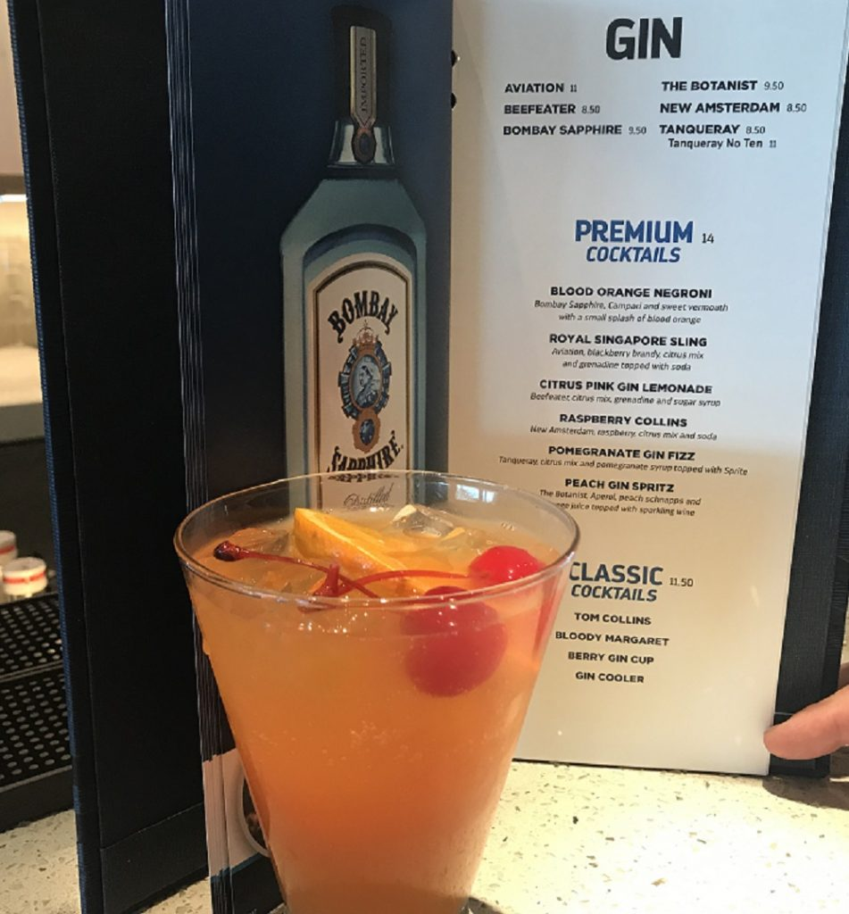 Royal Caribbean Cocktail