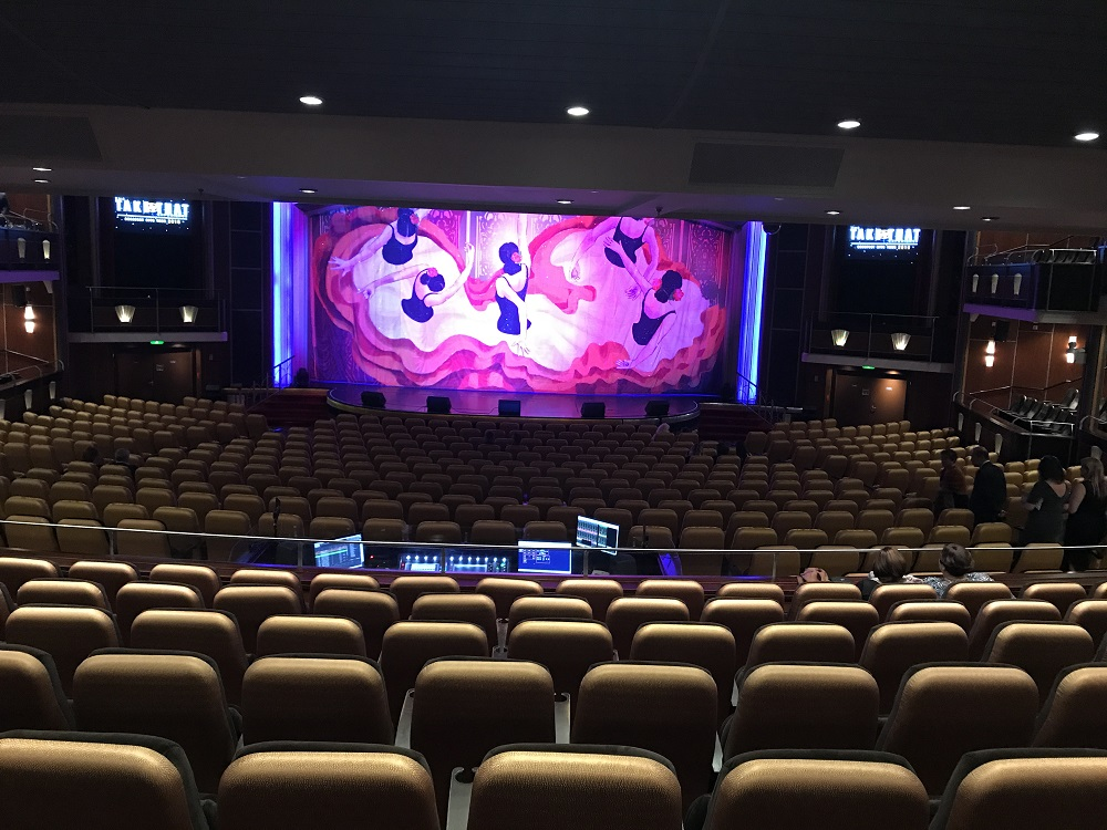 Royal Caribbean Theatre