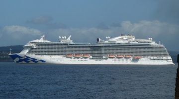 Royal Princess British Isles Cruise – a Taster.