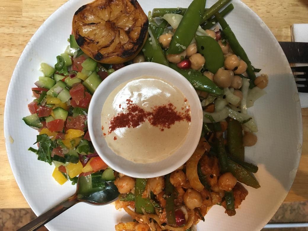 Sarona salads