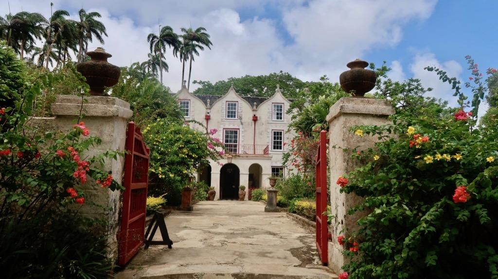 St Nicholas Abbey Plantation House, Barbados