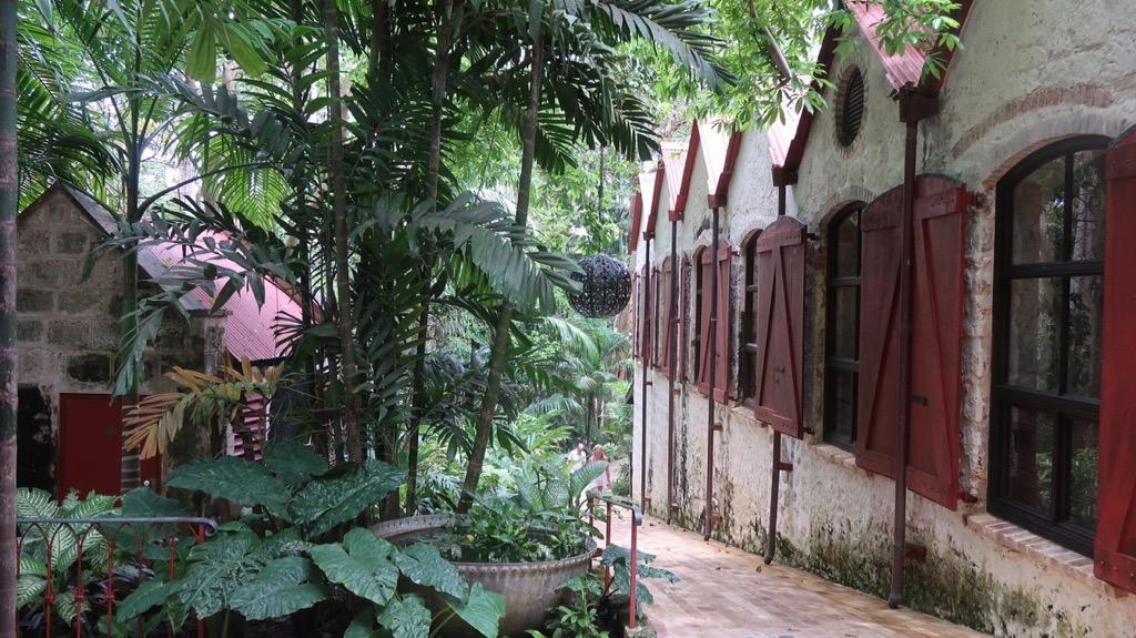 St Nicholas Abbey plantation House Barbados