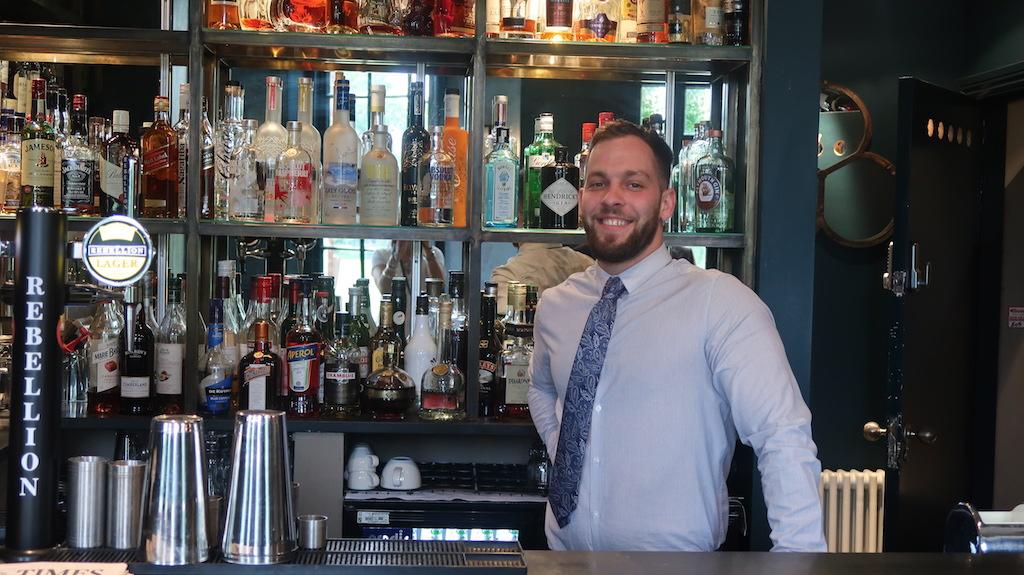 Stoke Place - bar