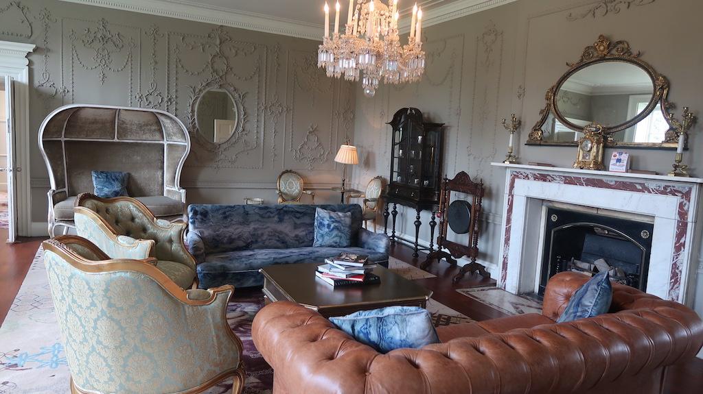 Stoke Place - lounge