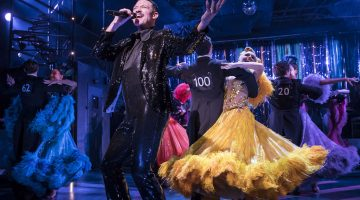 Strictly Ballroom at the Piccadilly Theatre