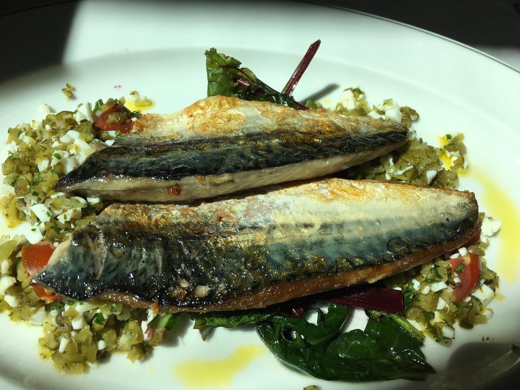 The Delaunay mackerel