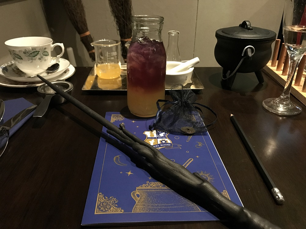 The Potion Room- Afternoon Tea