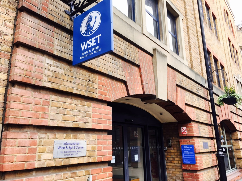 WSET - Wine and Spirits Education Trust