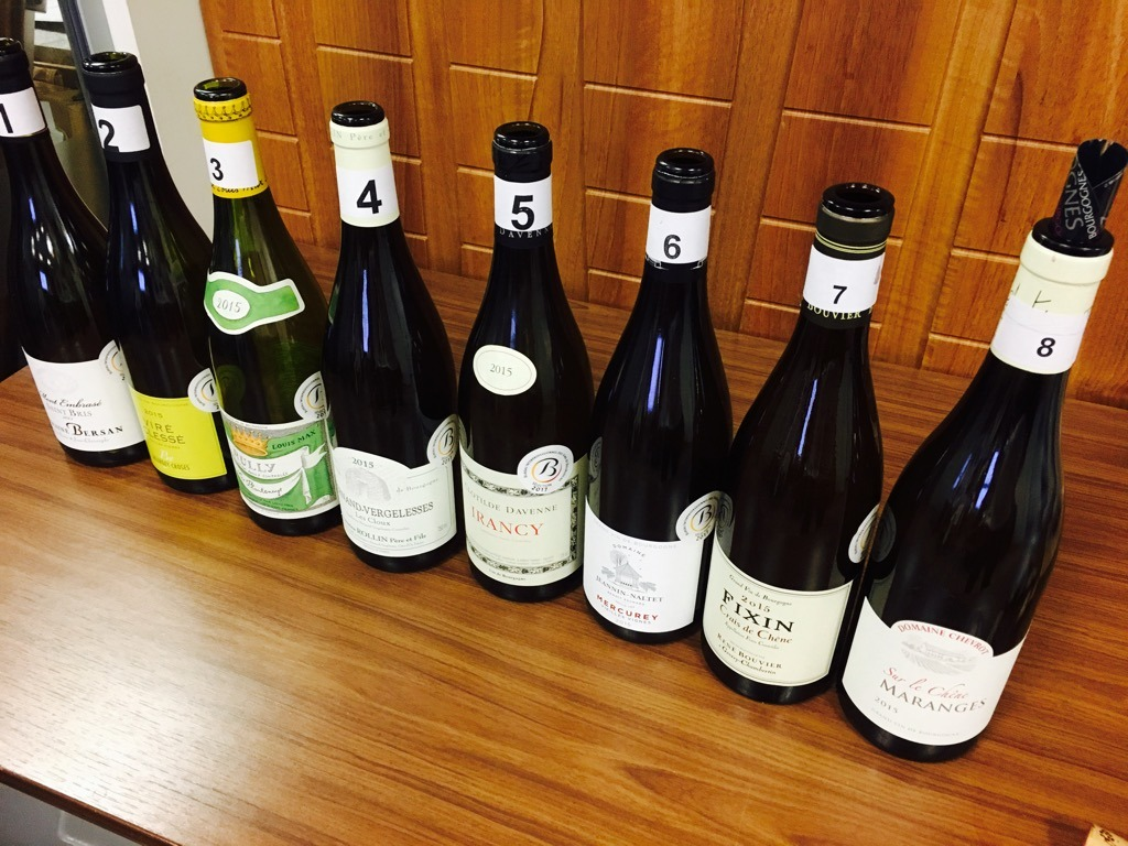 WSET WINES - Wine Education in London