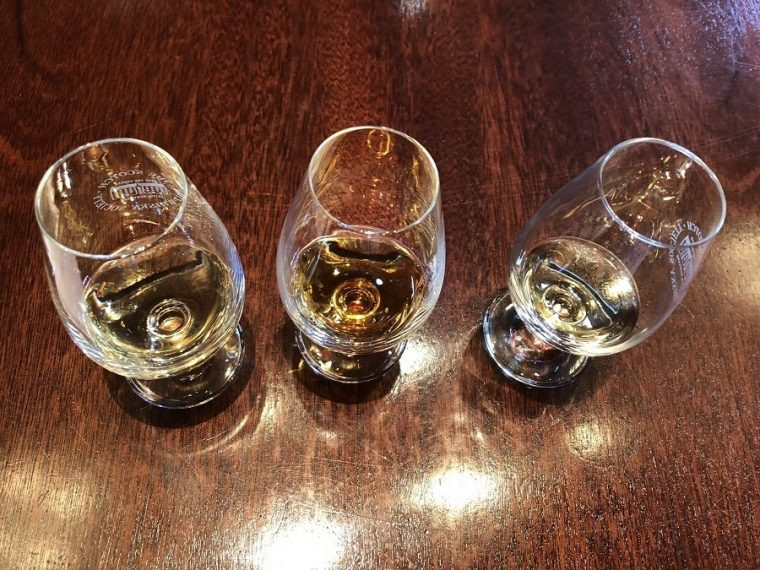 Whisky Tasting at The Malt Whisky Society Edinburgh