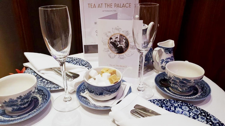 Afternoon Tea Strand Palace Hotel London