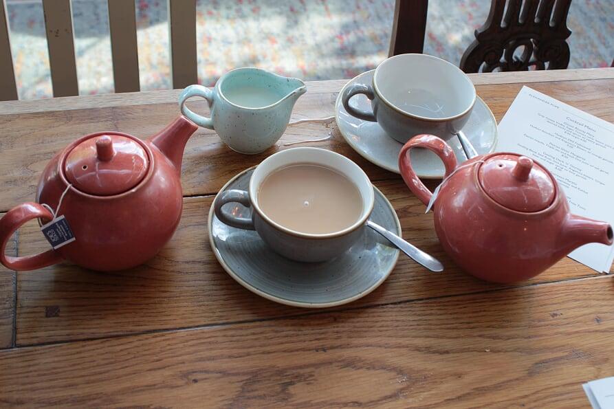 Alexander Pope, Teatime