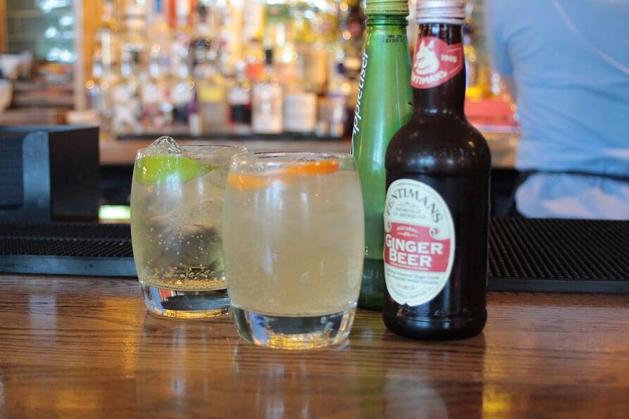Alexander Pope, Welcome drink