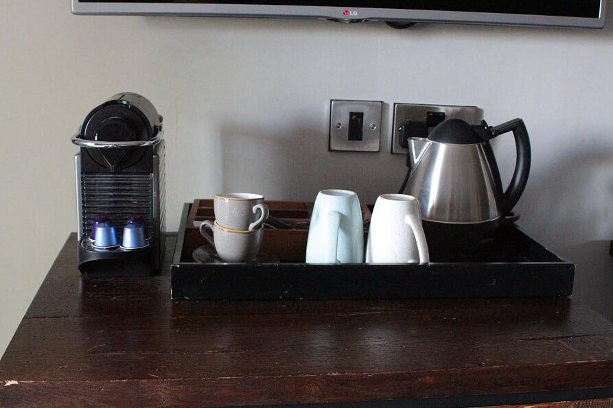 Alexander Pope, tea tray